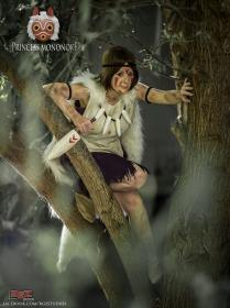 San from Princess Mononoke worn by Envel