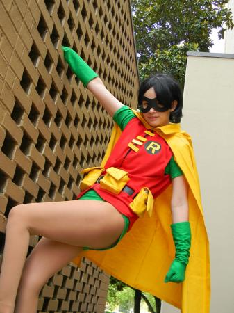 Robin from Batman
