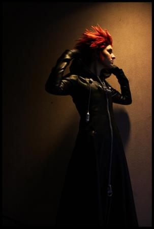 Axel from Kingdom Hearts 2 worn by Zhelly