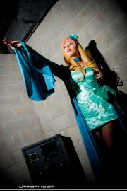 Sheryl Nome from Macross Frontier worn by Neferet Ichigo