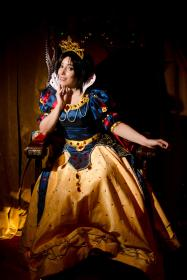 Snow White from Snow White and the Seven Dwarfs  by Neferet Ichigo
