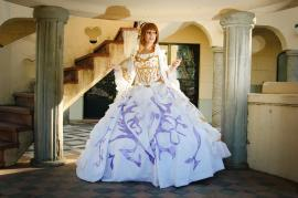 Sakura from Tsubasa: Reservoir Chronicle worn by Neferet Ichigo