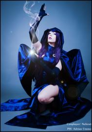 Raven from Teen Titans worn by Neferet Ichigo
