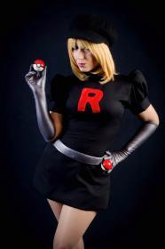 Team Rocket Member from Pokemon  by Neferet Ichigo