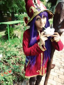 Lulu from League of Legends worn by Arturia