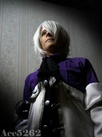 Xerxes Break from Pandora Hearts  by Lostdreamz