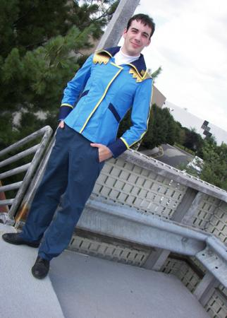 Kyon from Melancholy of Haruhi Suzumiya worn by Agent Bishie