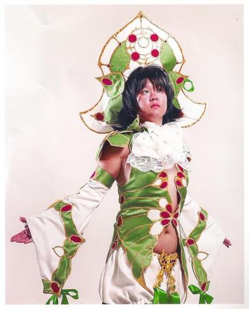 Seth Nightlord / Augusta Vradica from Trinity Blood worn by Mae Mae Chan