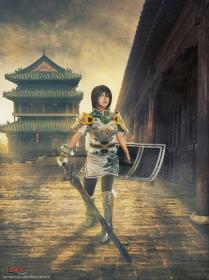 Xing Cai from Dynasty Warriors 7 worn by Mae Mae Twin