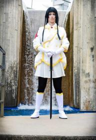 Kagura Mikazuchi from Fairy Tail worn by Lin-Z