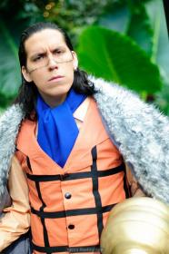 Crocodile from One Piece worn by Makyz