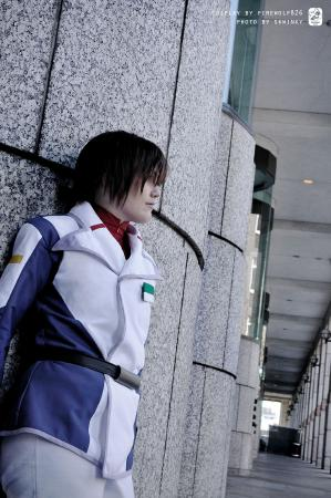 Kira Yamato from Mobile Suit Gundam Seed Destiny worn by firewolf826