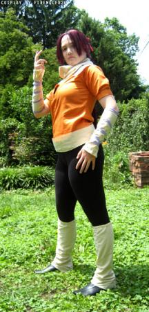Yoruichi Shihouin from Bleach worn by firewolf826