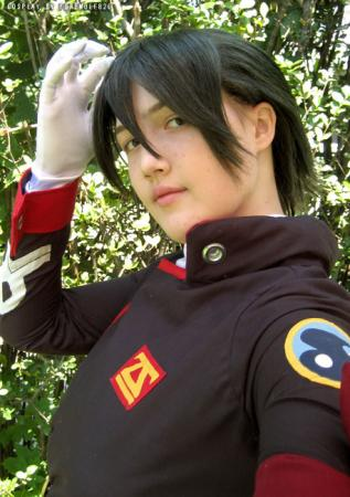 Dominic from Eureka seveN worn by firewolf826