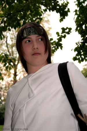 Neji Hyuuga from Naruto Shippūden worn by firewolf826