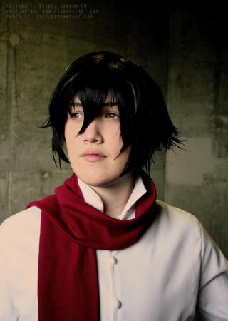 Setsuna F Seiei from Mobile Suit Gundam 00