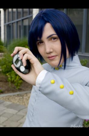 Ken Ichijouji / Digimon Kaiser from Digimon Adventure 02 worn by firewolf826
