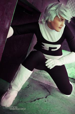 Danny Fenton/Phantom from Danny Phantom worn by firewolf826