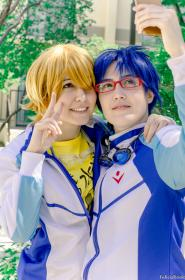 Rei Ryugazaki from Free! - Iwatobi Swim Club by firewolf826