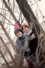 Wirt from Over the Garden Wall worn by firewolf826