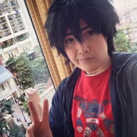 Hiro Hamada from Big Hero 6  by firewolf826