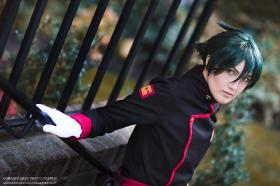 Dominic from Eureka seveN by firewolf826