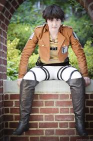 Eren Yeager from Attack on Titan worn by firewolf826