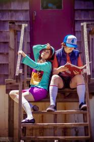 Dipper Pines from Gravity Falls worn by firewolf826