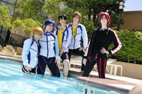 Rei Ryugazaki from Free! - Iwatobi Swim Club worn by firewolf826