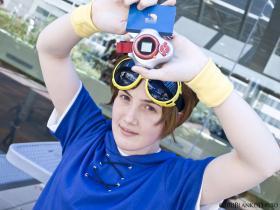 Takato Matsuda from Digimon Tamers