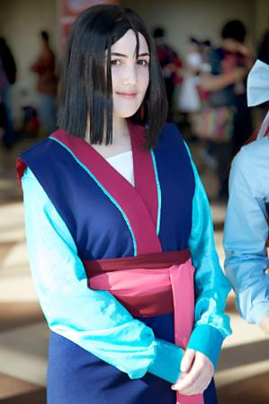Mulan from Mulan worn by firewolf826