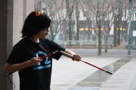Terezi Pyrope from MS Paint Adventures / Homestuck worn by Sephie