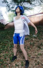 Sangaku Manami from Yowamushi Pedal worn by Sephie
