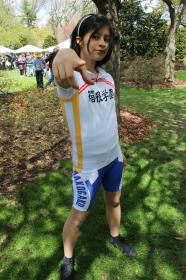 Jinpachi Toudou from Yowamushi Pedal worn by Sephie