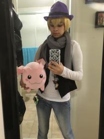Takeru Takaishi from Digimon Adventure tri. worn by Sephie