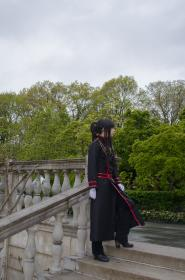 Yu Kanda from D. Gray-Man worn by Sephie