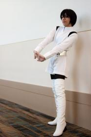 Izana Shinatose from Knights of Sidonia worn by Sapphire