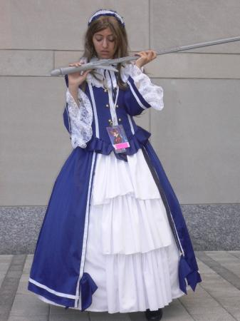 D'Eon de Beaumont from Le Chevalier d'Eon worn by Sapphire