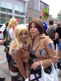 Historia Reiss / Christa Renz from Attack on Titan by Sapphire