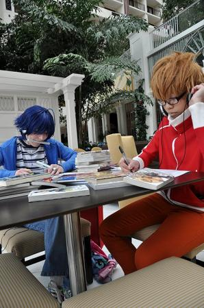 Mashiro Moritaka from Bakuman worn by Athel