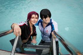 Rin Matsuoka from Free! - Iwatobi Swim Club by Athel