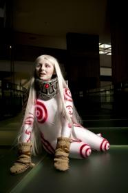 Shiro from Deadman Wonderland by Athel
