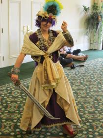 Sinbad from Magi Labyrinth of Magic by Athel