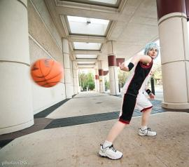 Kuroko Tetsuya from Kuroko's Basketball