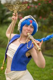 Aladdin from Magi Labyrinth of Magic worn by Athel