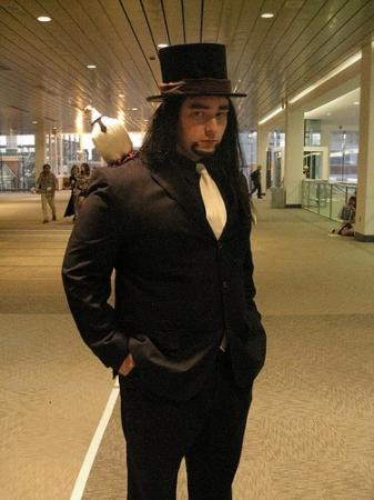 Rob Lucci from One Piece worn by Xais