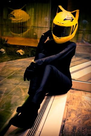 Celty Sturluson from Durarara!! worn by wisecraxx
