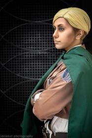 Erwin Smith from Attack on Titan worn by wisecraxx