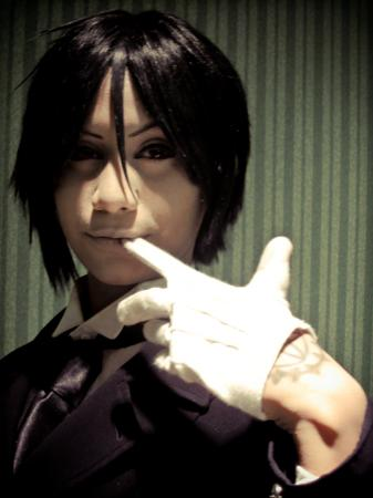Sebastian Michaelis from Black Butler worn by wisecraxx