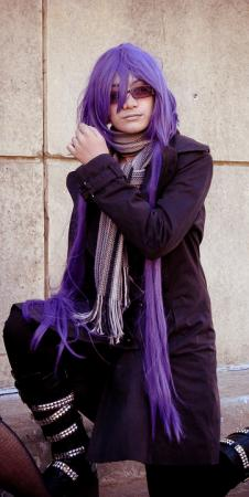 Kamui Gakupo from Vocaloid 2 worn by wisecraxx